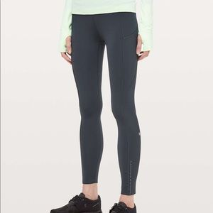 Lululemon Fast and Free HR 7/8 Tight